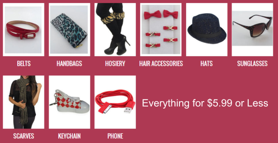Cheap Price fashion accessories