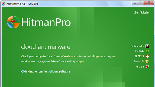 HitmanPro Coupon Code Quick, specialized scanning, with easy removal, gets your computer back to a pre-infected state in no time. HitmanPro can also run right alongside your current security software if you're looking for another layer of security or a second opinion on how that security is performing.5/5(15).