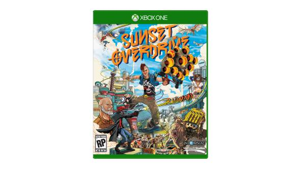 sunset overdrive xbox game coupon code